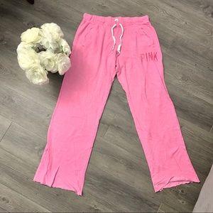 PINK brand boyfriend lounge pants